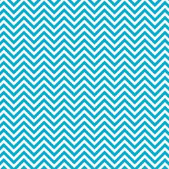Chevron blue cake sticker edible image cake decals toppers